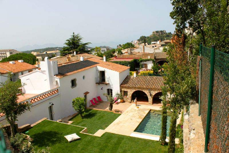 Location villas espagne location villas avec piscine - Location begur avec piscine ...
